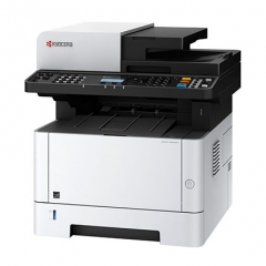 京瓷M2040DN黑白激光打印機復印掃描多功能一體機自動雙面A4小型商務家用辦公40頁高速,U盤、手機移動打印